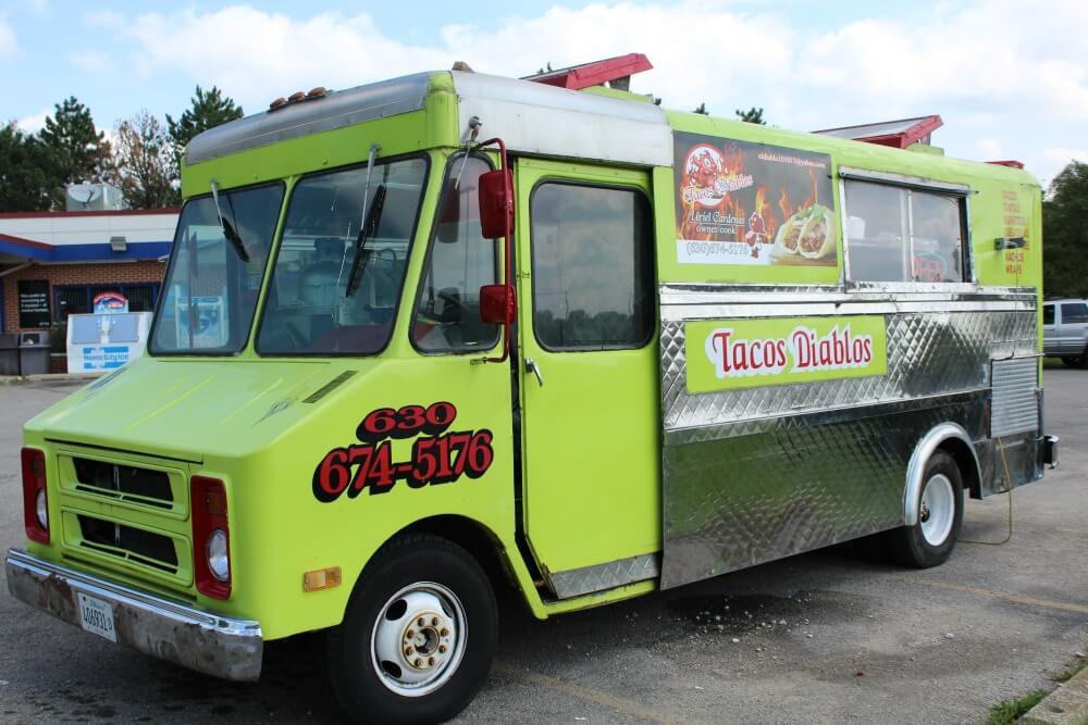 Truck me food near